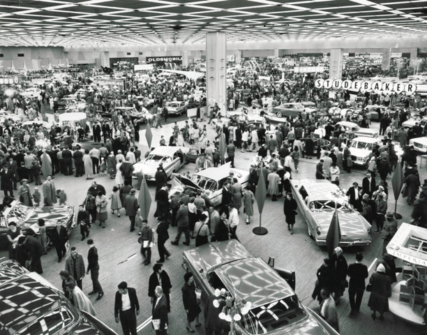 New York Autoshow 1964